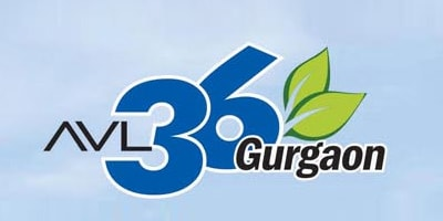 AVL 36 Gurgaon Logo