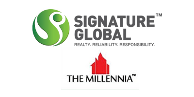 Signature Global The Millennia Logo